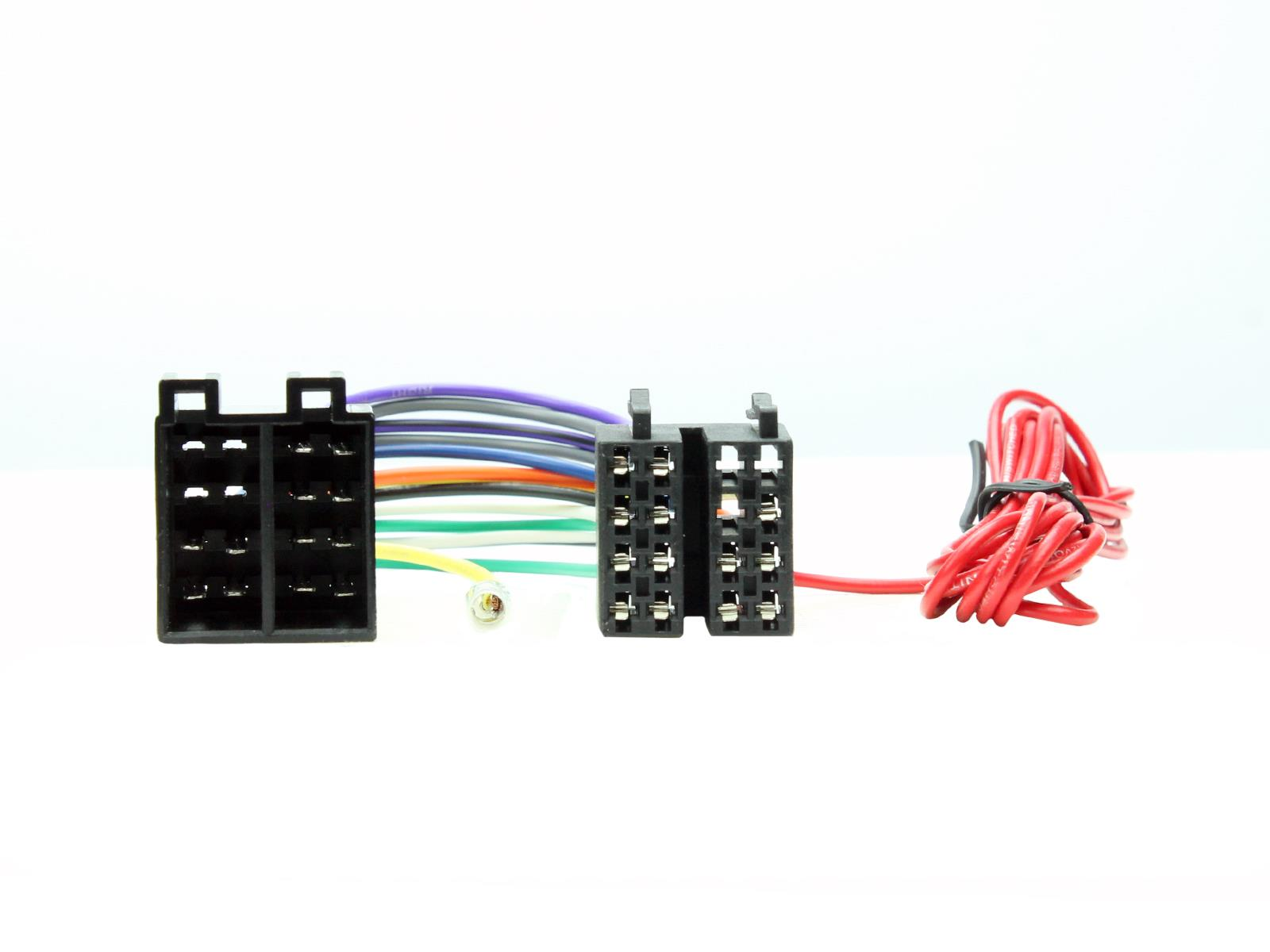 Connects2 Ltd Car Stereo Wiring Harness Adapters For Cadallic Vehicle Application Guide