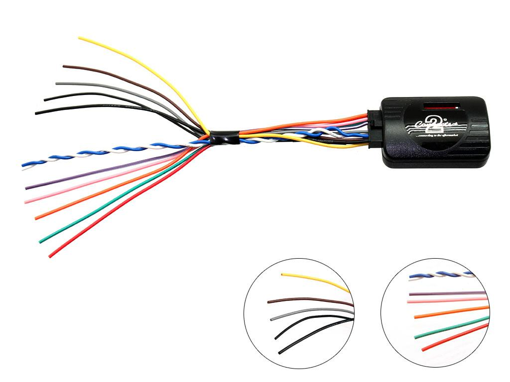Connects2 Ltd Scosche Wiring Harness For 2011 Colorado Installation Instructions